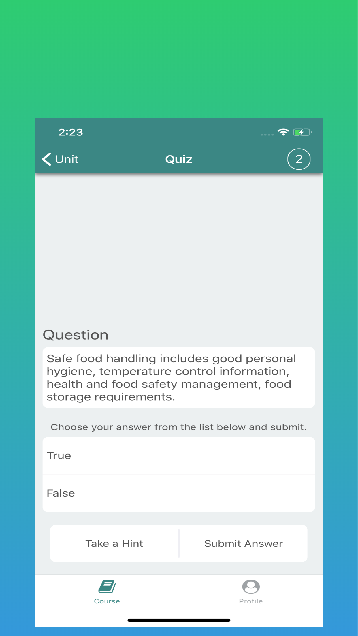 Efoodtrainer | Food Handlers Cards & Certificates